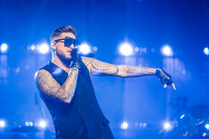 2018 03 06 Queen with Adam Lambert Perth by Stuart McKay (29)