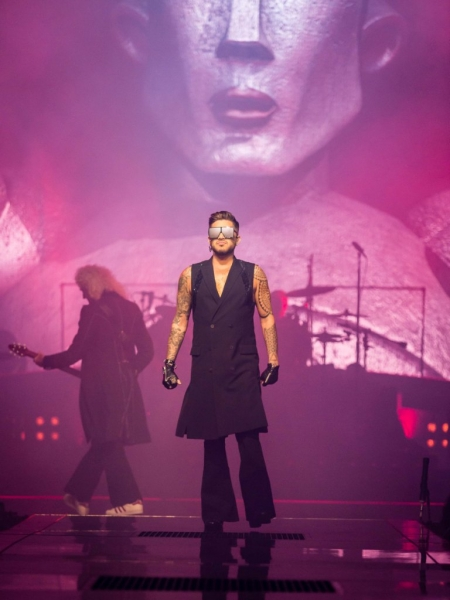 2018 03 06 Queen with Adam Lambert Perth by Stuart McKay (3)