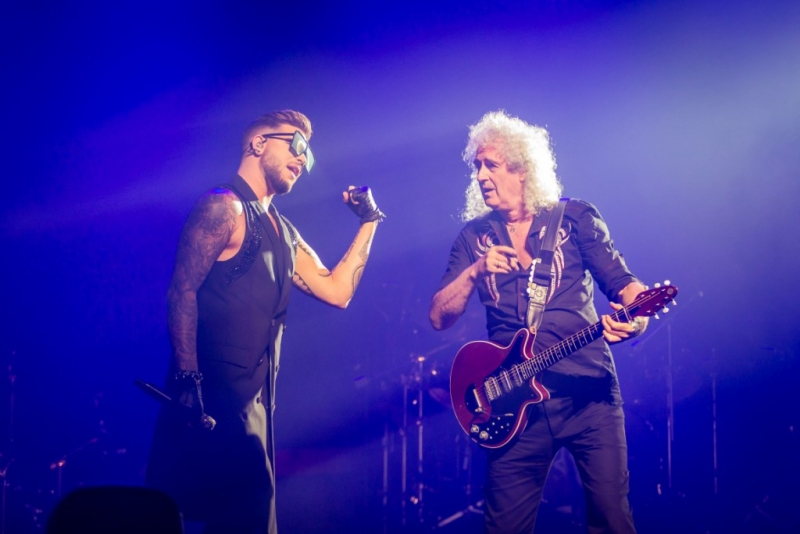 2018 03 06 Queen with Adam Lambert Perth by Stuart McKay (33)
