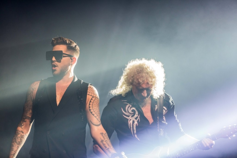 2018 03 06 Queen with Adam Lambert Perth by Stuart McKay (34)
