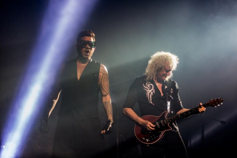 2018 03 06 Queen with Adam Lambert Perth by Stuart McKay (35)