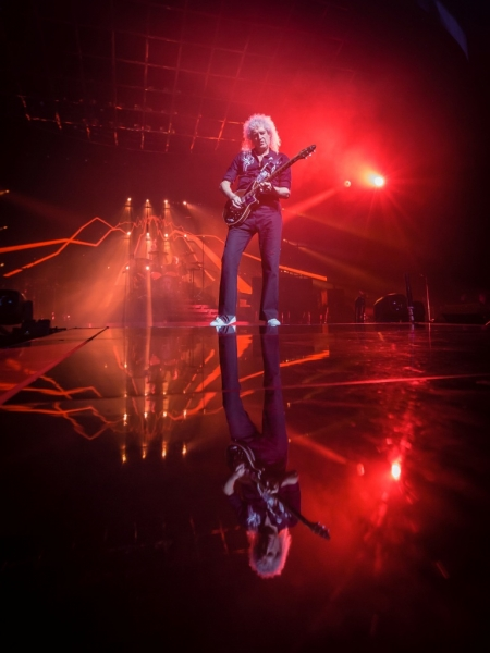 2018 03 06 Queen with Adam Lambert Perth by Stuart McKay (41)