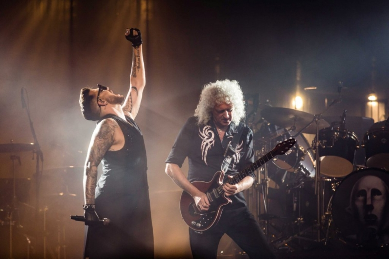 2018 03 06 Queen with Adam Lambert Perth by Stuart McKay (47)