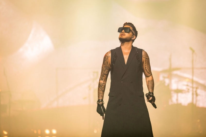 2018 03 06 Queen with Adam Lambert Perth by Stuart McKay (6)