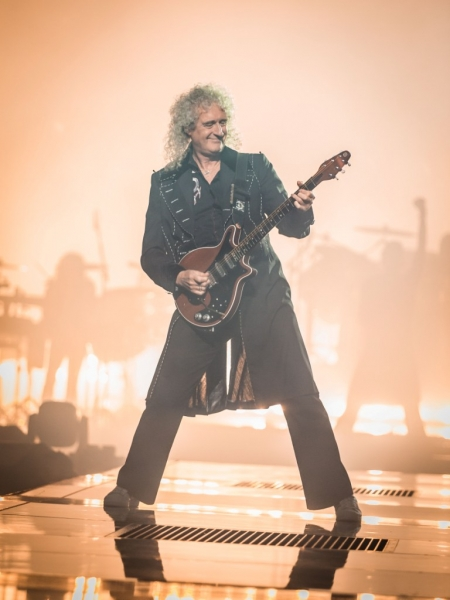 2018 03 06 Queen with Adam Lambert Perth by Stuart McKay (9)