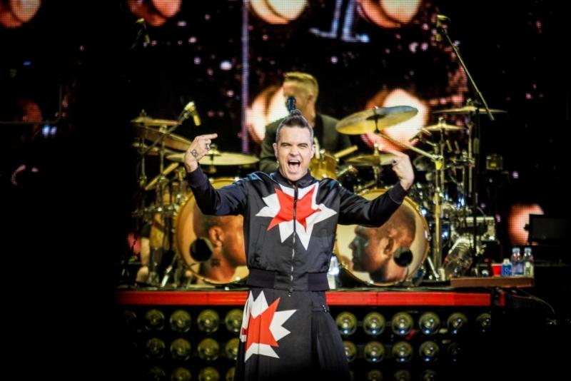 2018 03 07 Robbie Williams Perth by Stuart McKay (10)