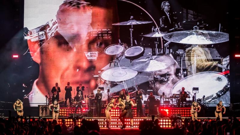 2018 03 07 Robbie Williams Perth by Stuart McKay (16)