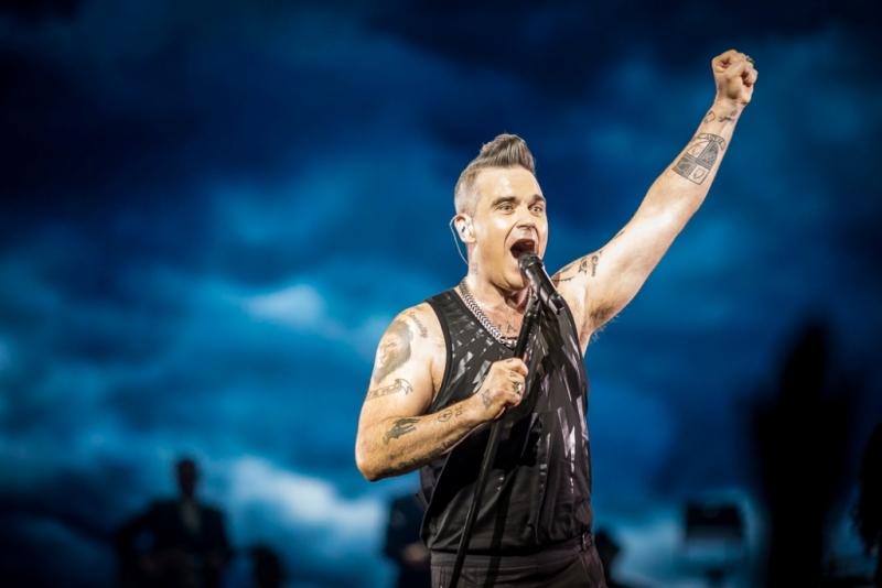 2018 03 07 Robbie Williams Perth by Stuart McKay (32)