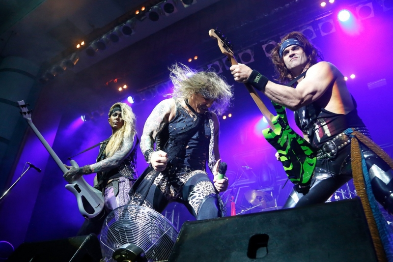 2018 05 22 Steel Panther Perth by Michael Farnell (12)
