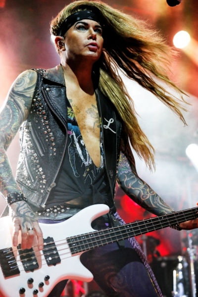 2018 05 22 Steel Panther Perth by Michael Farnell (2)