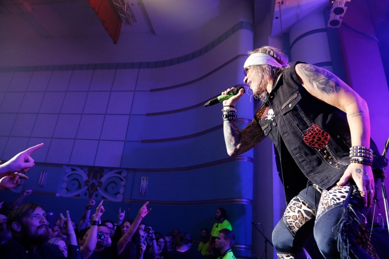 2018 05 22 Steel Panther Perth by Michael Farnell (20)