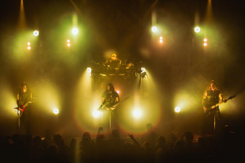 2018 07 24 Machine Head Perth by Stuart McKay (16)