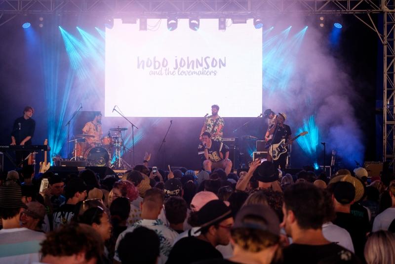 Hobo Johnson & The Lovemakers