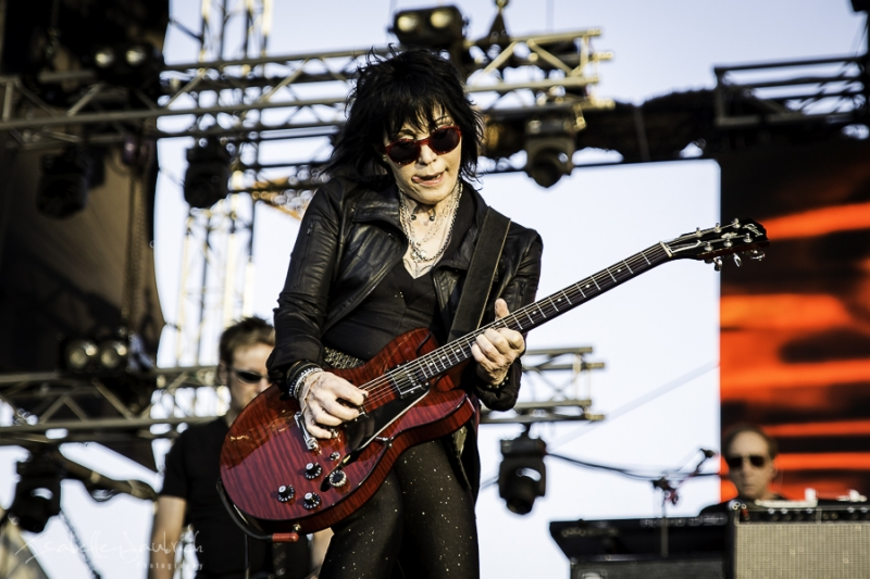 Joan Jett _ The Blackhearts 11