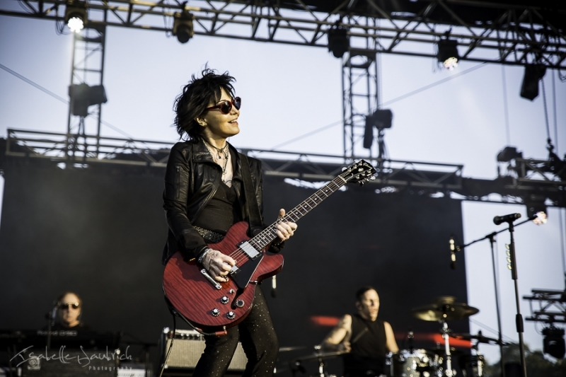 Joan Jett _ The Blackhearts 12