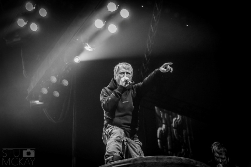 Iron Maiden live Perth 14 May 2016 by Stuart McKay (13)