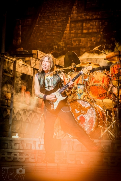 Iron Maiden live Perth 14 May 2016 by Stuart McKay (14)