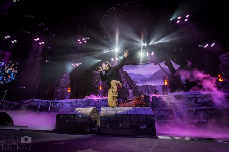 Iron Maiden live Perth 14 May 2016 by Stuart McKay (16)