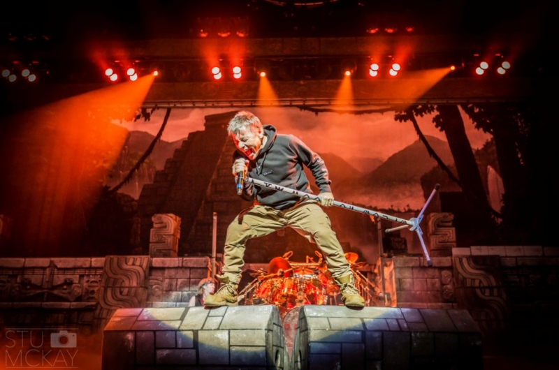 Iron Maiden live Perth 14 May 2016 by Stuart McKay (17)