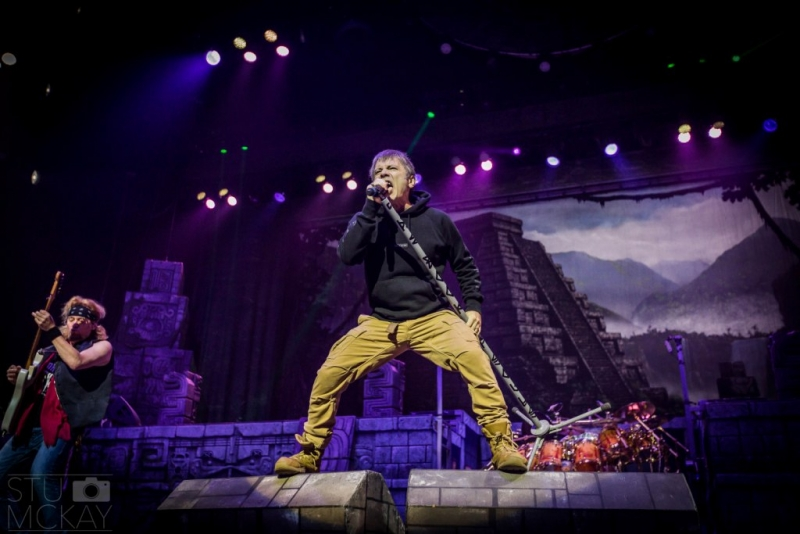 Iron Maiden live Perth 14 May 2016 by Stuart McKay (22)