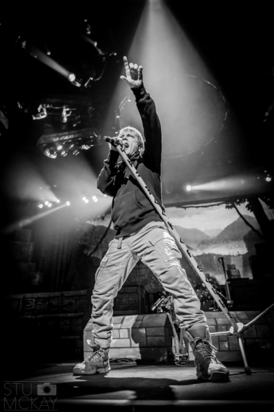 Iron Maiden live Perth 14 May 2016 by Stuart McKay (24)