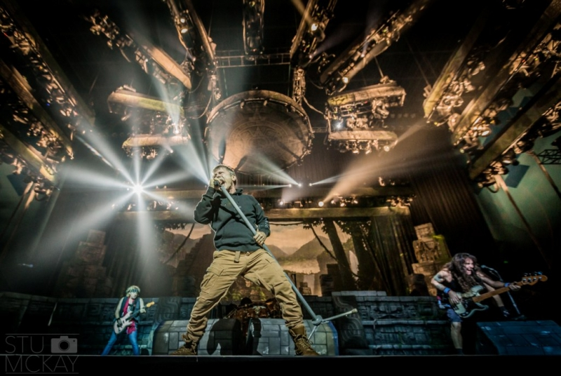 Iron Maiden live Perth 14 May 2016 by Stuart McKay (26)