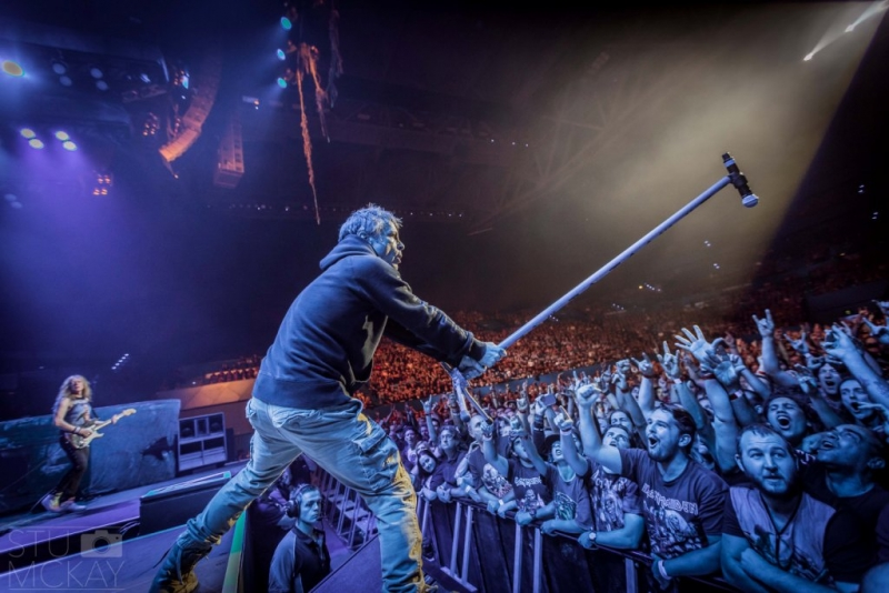 Iron Maiden live Perth 14 May 2016 by Stuart McKay (34)
