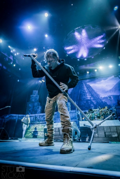 Iron Maiden live Perth 14 May 2016 by Stuart McKay (35)
