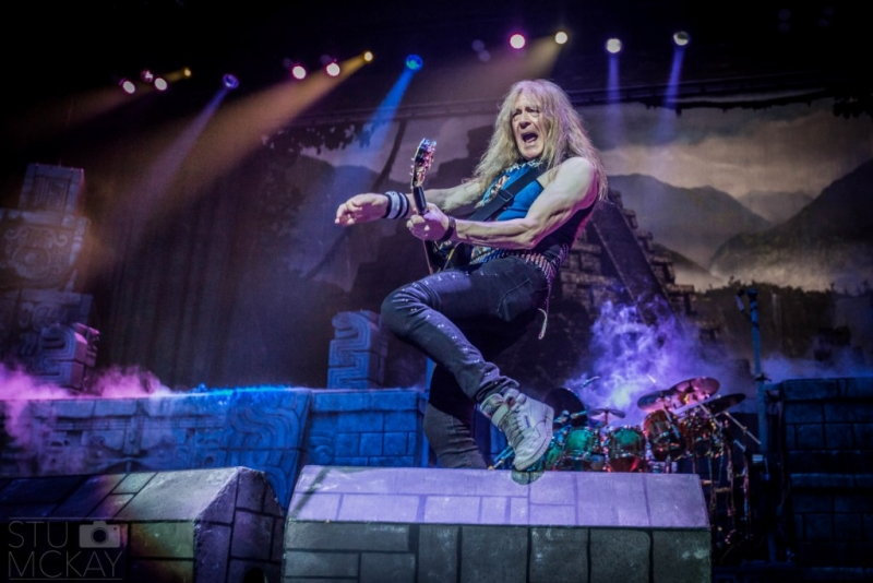 Iron Maiden live Perth 14 May 2016 by Stuart McKay (4)