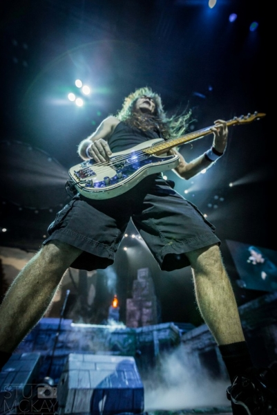Iron Maiden live Perth 14 May 2016 by Stuart McKay (7)