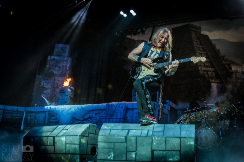 Iron Maiden live Perth 14 May 2016 by Stuart McKay (8)