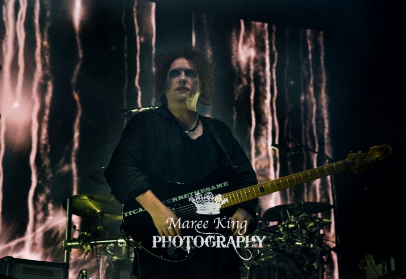 The Cure Perth 31 July 2016 by Maree King (1)