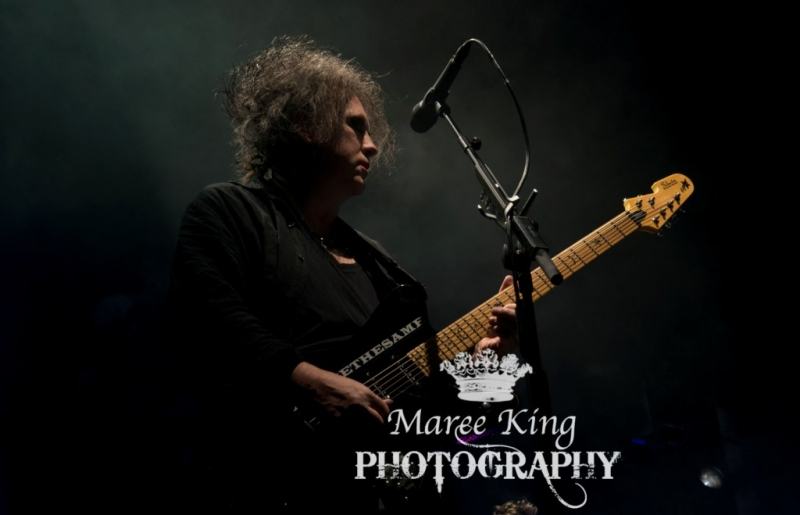 The Cure Perth 31 July 2016 by Maree King (4)