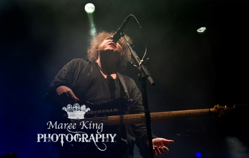 The Cure Perth 31 July 2016 by Maree King (5)