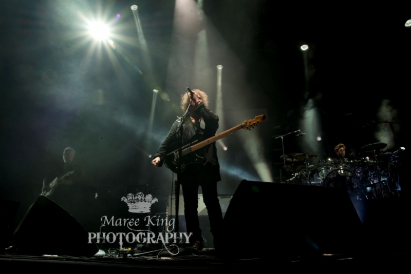 The Cure Perth 31 July 2016 by Maree King (6)