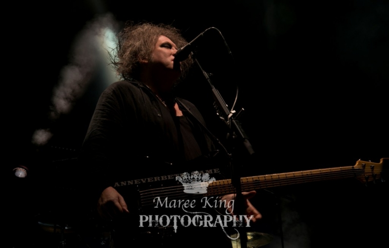The Cure Perth 31 July 2016 by Maree King (7)