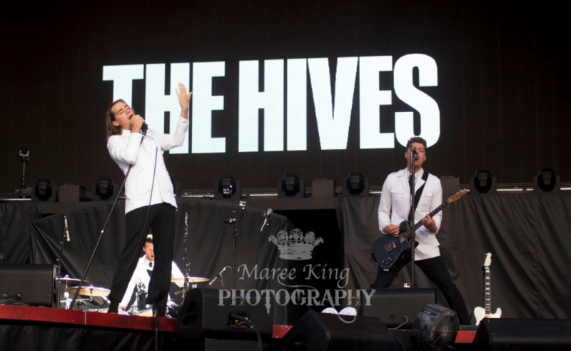 The Hives Live Perth 27 Nov 2015 by Maree King  (2)