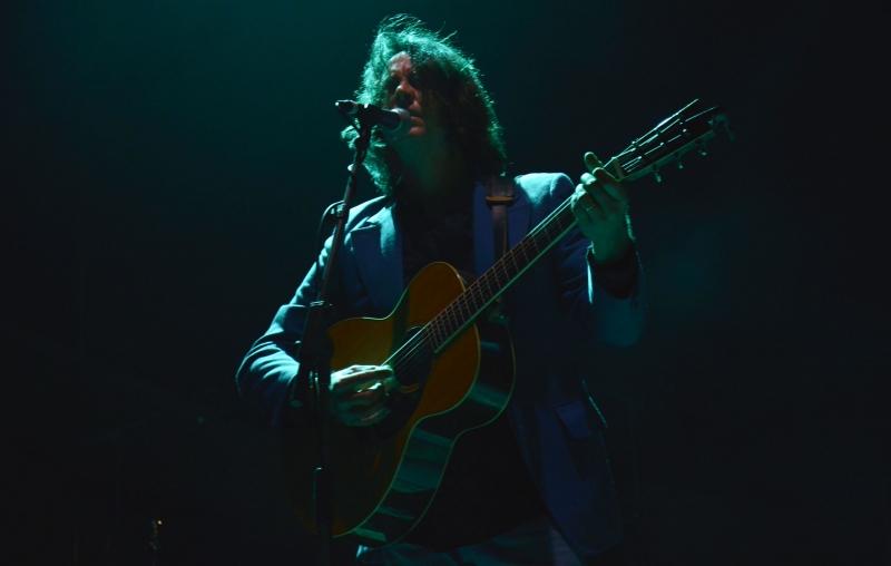 Bernard Fanning live Fremantle 29 Oct 2016 by Maree King (2)