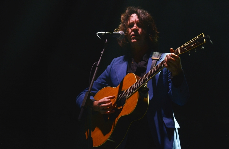 Bernard Fanning live Fremantle 29 Oct 2016 by Maree King (4)