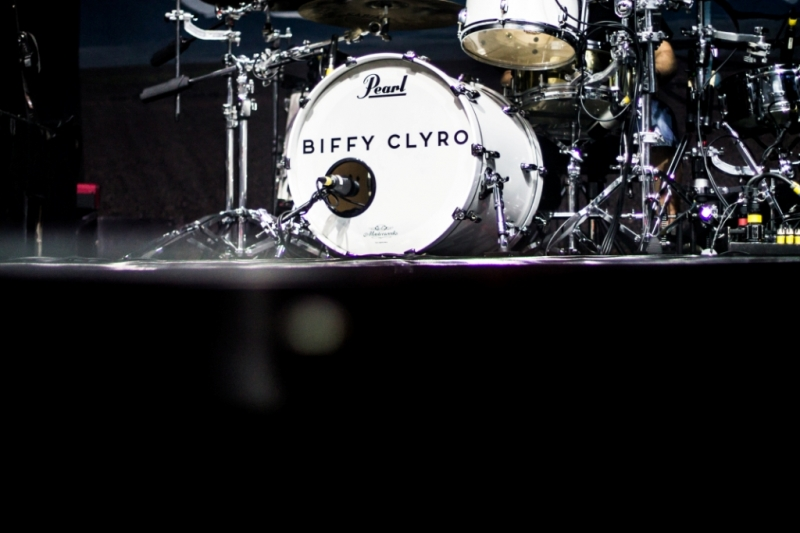 Biffy Clyro LIVE Perth 12 Sep 2014 by Stuart McKay  (1)