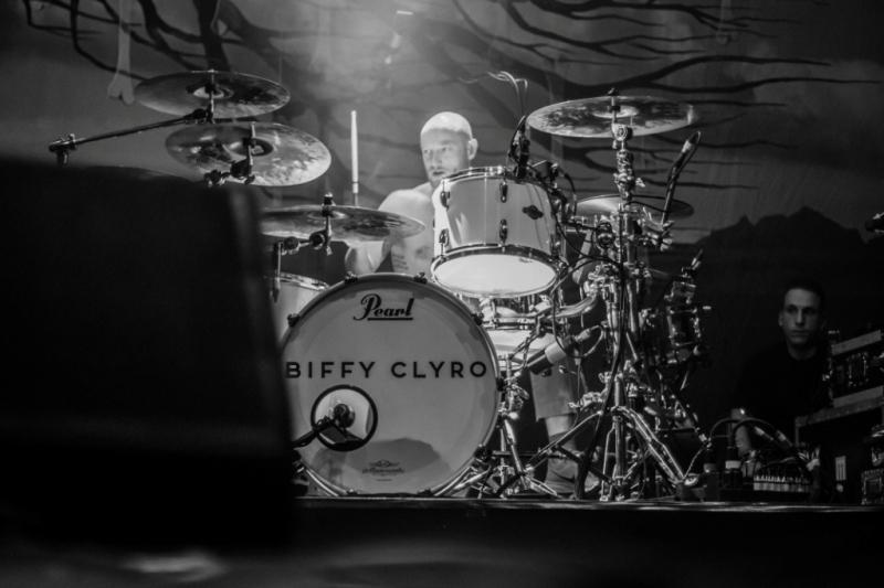 Biffy Clyro LIVE Perth 12 Sep 2014 by Stuart McKay  (15)