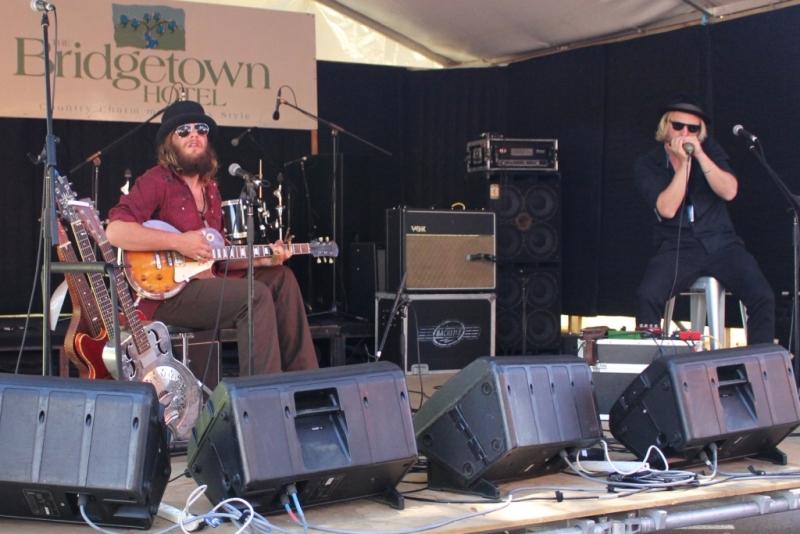 Blues At Bridgetown 2016 by Shane Pinnegar Sun 02 Lightnin Jack & Moondog a