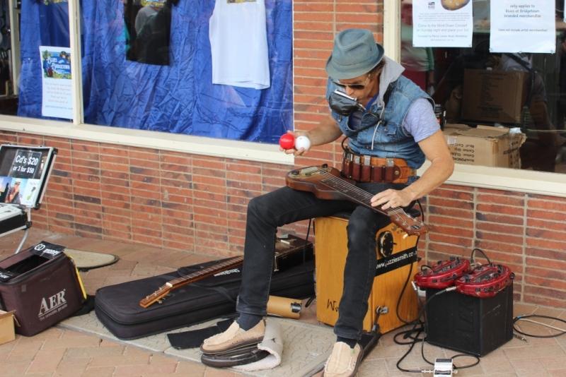 Blues At Bridgetown 2016 by Shane Pinnegar Sat 06 Juzzie Smith