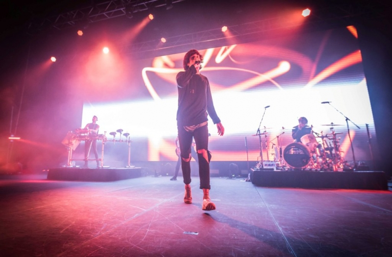Bring me The Horizon - Live Perth 14 Sep 2016 by Stuart McKay (6)