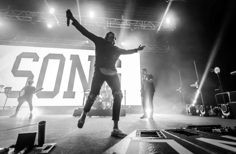 Bring me The Horizon - Live Perth 14 Sep 2016 by Stuart McKay (7)
