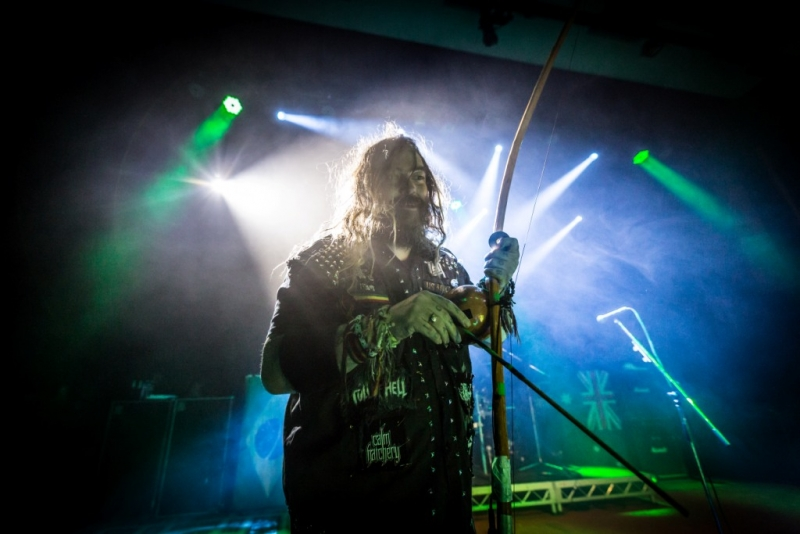 Max & Igor Cavalera live Perth 26 Sep 2017 by Stuart McKay (11)