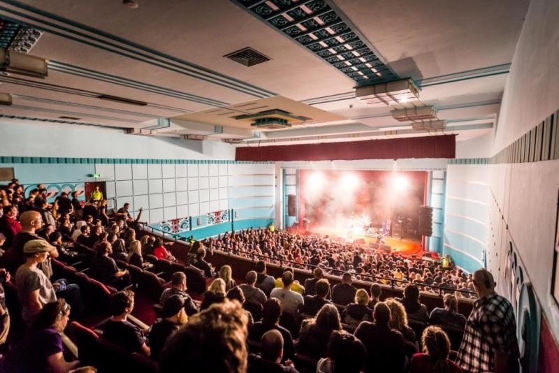 Max & Igor Cavalera live Perth 26 Sep 2017 by Stuart McKay (29)