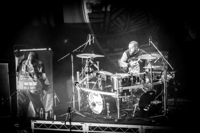 Max & Igor Cavalera live Perth 26 Sep 2017 by Stuart McKay (30)