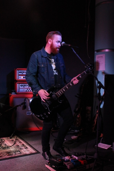 LIVE Perth - Chainsaw Hookers 25 June 2014 By Shane Pinnegar  (4)