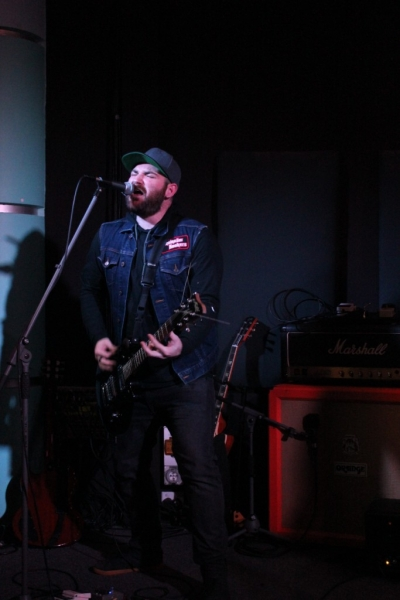 LIVE Perth - Chainsaw Hookers 25 June 2014 By Shane Pinnegar  (5)